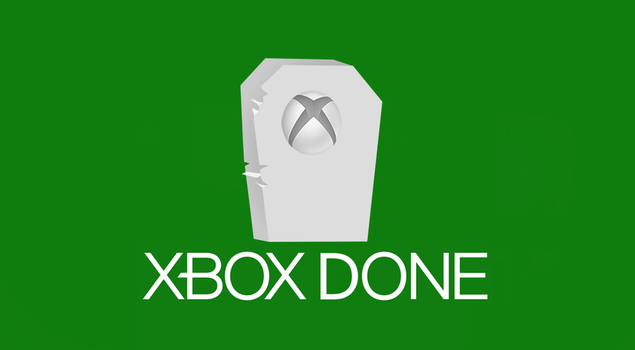 Logo Lampoon:  Xbox One by catchuptheduck