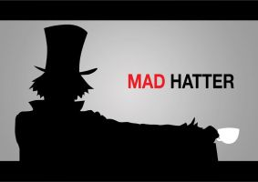 Mad Hatter by mattcantdraw