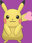 My Pikachu by Levelup331