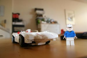 Speed Racer by zethicus