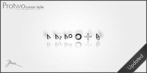 Protwo cursor style by HelmerN