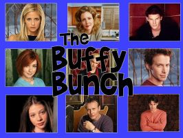 The Buffy Bunch by prophecy--girl