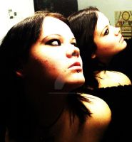 Reflection by DecemberMarie