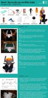 Full Cosplay Tutorial - Midna 'Twilight Princess' by cloud-dark1470