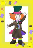 Mad Hatter by spot1the2dog3