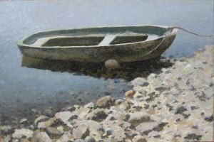 Boat by Daniil-Belov-artist