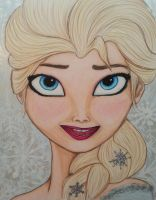 The Cold Never Bothered Me Anyway by Comix-Chick