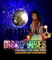 Jamaican Disco Vibes by owdesigns