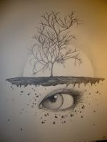 Eye of the mind by RectroSpect