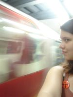 the tube by Unexpectedmuse829