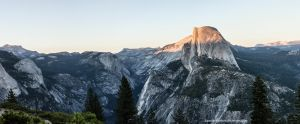 Yosemite Valley - Panorama by JForbes1701