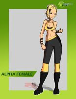 Alpha Female by andre4boys