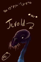 This is Jerold. by Spottedfire-cat