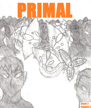 Primal Chapter 2 Cover 1 by PerfectChaos22