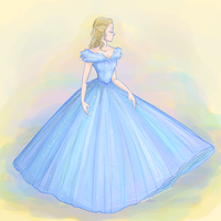 Cinderella by clarinking
