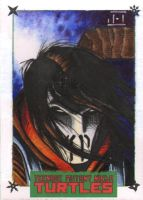 IDW Limited Sketch Cards Casey Jones 1 Final by jeffreyedwards