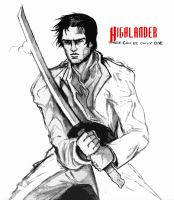 Connor MacLeod-Immortal Hero by NiteOwl94