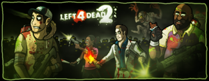 Left4Dead 2 by JKendall