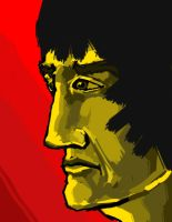 Bruce Lee by TheCoozieS