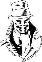 Rorshach sketch by mysweetrevenge
