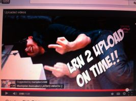Learn 2 upload!!! by princesskiki00