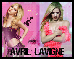 Avril Lavigne by Manuelv