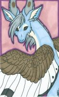 Febuary ACEO by IsolatedHowl