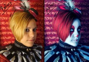 Before and After-Life's a Circus by Kassidy123Beth