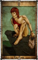 Bowie Tarot Collection - 0 - The Fool by Triever