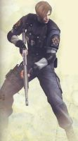 Leon S Kennedy by Thanhthao90