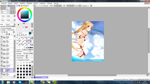Asuna Preview - WIP by Nanami09