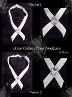 Sale: Alice Cullen Necklace by Hyo-pon