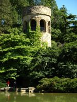 Chimes Tower 4 by Dracoart-Stock