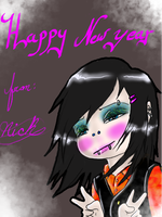 Happy New Years by kisame661366