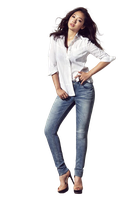 Park Shin Hye PNG Render by GAJMEditions