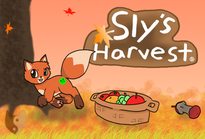 Sly's Harvest game cover by Chaos55t