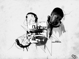 Nujabes by kidroboy