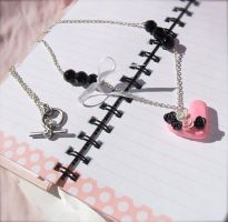 Pretty Lolita Necklace by eventfulll