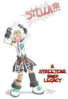 A Streetcar Named Legacy by GreenMage