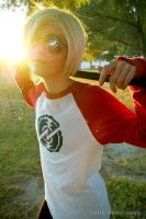 Homestuck: Dave Strider by J-o-i-FuL-CoSpLaY