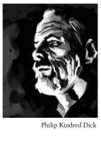 philip k. dick by replicantn6