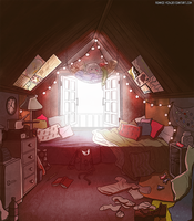Rat's Nest (concept 1) by Rommie-rin