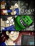MineCraft - Sssssss by EnterMEUN