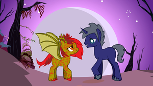 Official Shipping- Flareyeon by thequeenalien