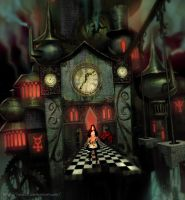 wallpaper Alice madness Returns by Faidali