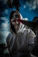 Jeff The Killer Cosplay LuccaComicsAndGames2013_11 by MrsMadisonLossen14