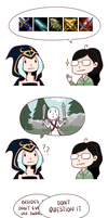 LoL: Swords for Everyone! by jellyfish-senpai