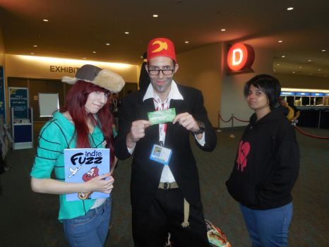SDCC Gravity Falls by refinedjester