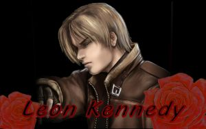 Leon Kennedy by Arivain-Shadowflare