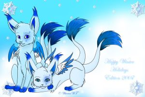 Resai Holidays 2007 by WiccanWT